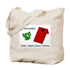 In The Hole Tote Bag