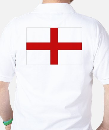 Proud to be English Golf Shirt