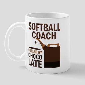 Softball Coach (Funny) Gift Mug