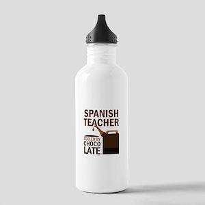 Spanish Teacher (Funny) Gift Stainless Water Bottl