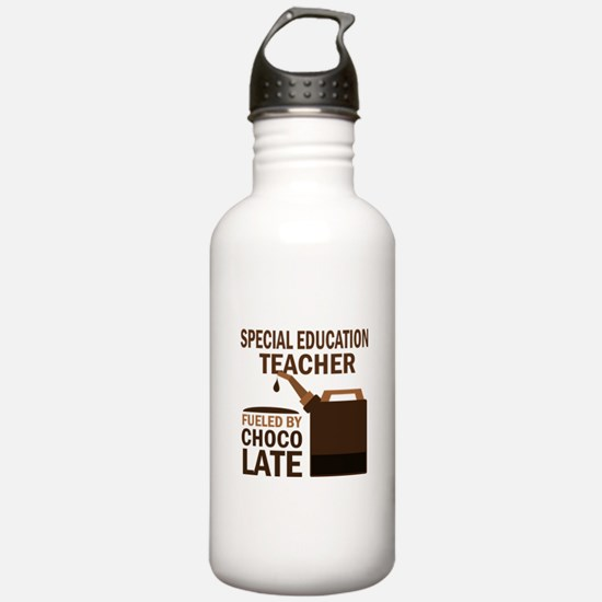 Special Education Teacher (Funny) Gift Water Bottle
