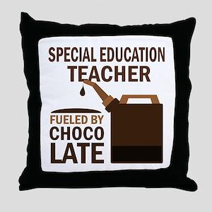 Special Education Teacher (Funny) Gift Throw Pillo