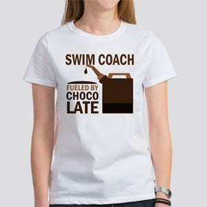 Swim Coach (Funny) Gift Women's T-Shirt