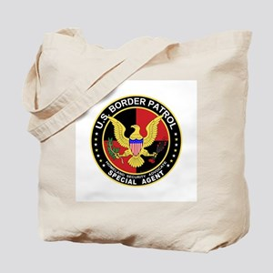 US Border Patrol SpAgent  Tote Bag
