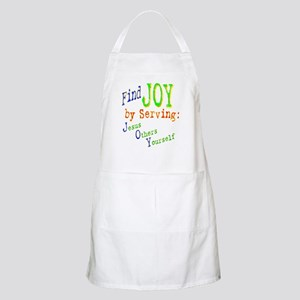 Find Joy in serving Jesus Oth BBQ Apron