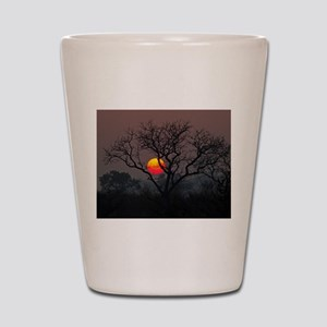Londolozi Sunset Shot Glass