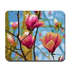 Magnolia Tree Mousepad