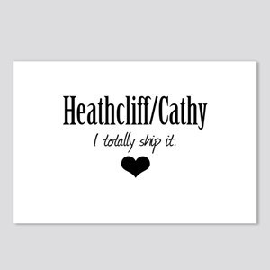 Heathcliff and Cathy Postcards (Package of 8)