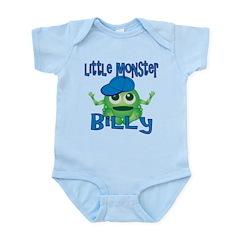 Little Monster Billy Infant Bodysuit