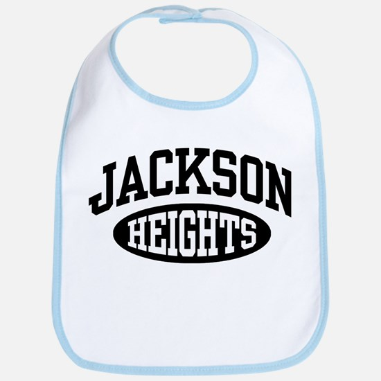 Jackson Heights Bib