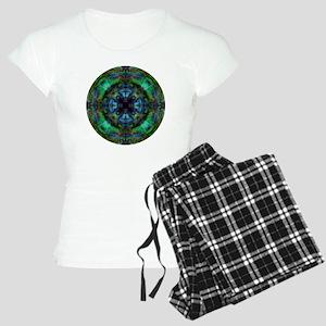 Titstene Chapel Mandala Women's Light Pajamas