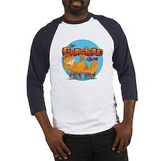 Garfield Show Logo Baseball Jersey