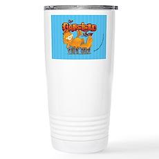Official Logo Stainless Steel Travel Mug