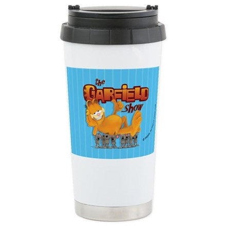 Official Logo Stainless Steel Travel Mug