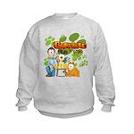Garfield & Cie Logo Kids Sweatshirt
