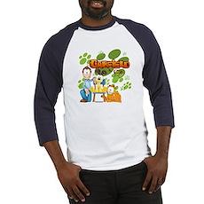 Garfield & Cie Logo Baseball Jersey