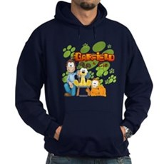 Garfield & Cie Logo Hoodie (dark)