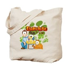 Garfield & Cie Logo Tote Bag
