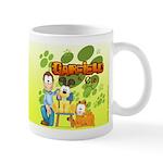 Garfield & Cie Logo Mug