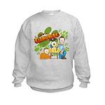 El Show de Garfield Logo Kids Sweatshirt