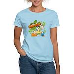 El Show de Garfield Logo Women's Light T-Shirt