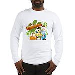 El Show de Garfield Logo Long Sleeve T-Shirt