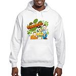El Show de Garfield Logo Hooded Sweatshirt