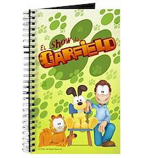 El Show de Garfield Logo Journal
