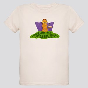 Not My Problem Organic Kids T-Shirt