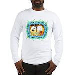Goofy Faces Long Sleeve T-Shirt