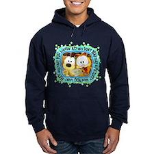 Goofy Faces Hoodie (dark)
