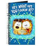 Garfield Goofy Faces Journal