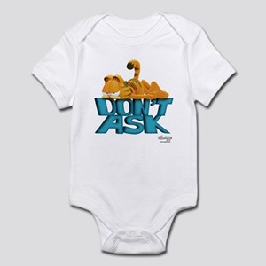 "Garfield ""Don't Ask"" Infant Bodysuit"