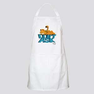 "Garfield ""Don't Ask"" Apron"