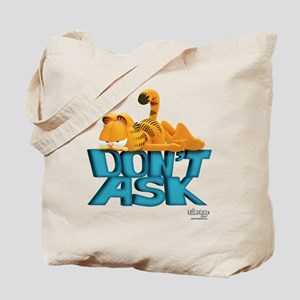 "Garfield ""Don't Ask"" Tote Bag"