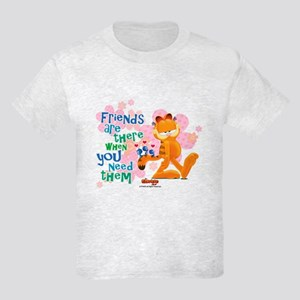 Friends Are There Kids Light T-Shirt