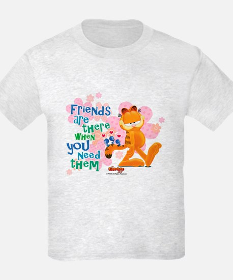 Friends Are There T-Shirt