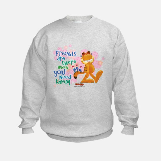 Friends Are There Sweatshirt