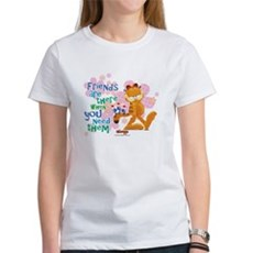Friends Are There Women's T-Shirt