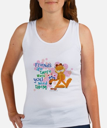 Friends Are There Women's Tank Top