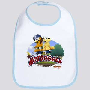Hotdogger Bib