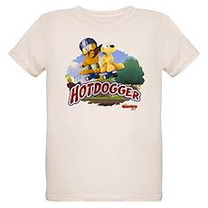 Hotdogger Organic Kids T-Shirt