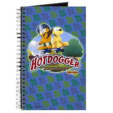 Garfield Hotdogger Journal