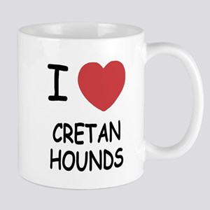 I heart cretan hounds Mug