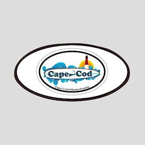Cape Cod MA - Oval Design Patches