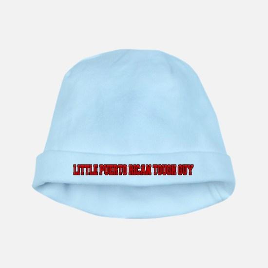 Little Puerto Rican Tough Guy baby hat