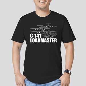 C-141 Loadmaster Men's Fitted T-Shirt (dark)