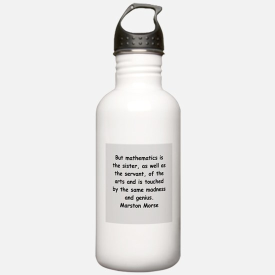 marston morse Water Bottle