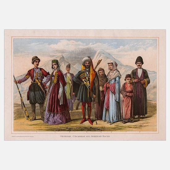 Caucasus's People