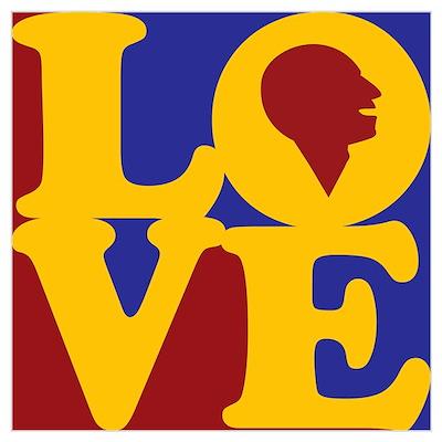 Speech-Language Pathology Love Poster